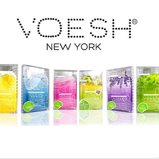 Logo de la marque Voesh New York